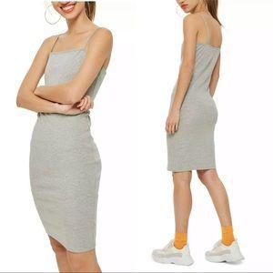 Topshop Cami Bodycon Slip Dress